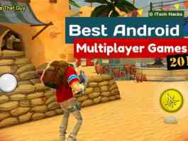 Top 10 Best Android Multiplayer Games Free of 2017
