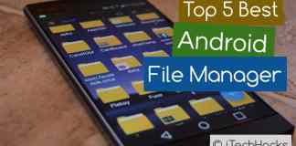 Android File Managers 2017