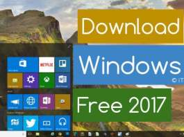 Download Windows 10 Full Free 2017 32BIT or 64 BIT