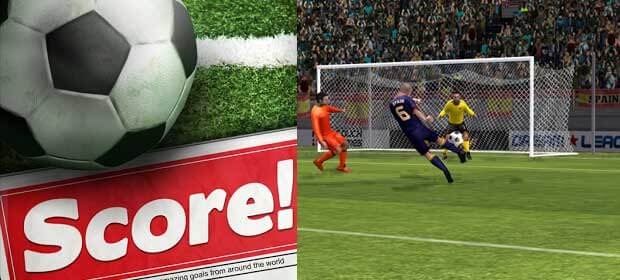 score world best Football Games  - score world best Football Games - 10 Best Football/Soccer Games For Android & iOS 2018 (Most-Played)
