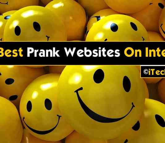 Top 15 Best Cool Prank Websites On Internet 2017