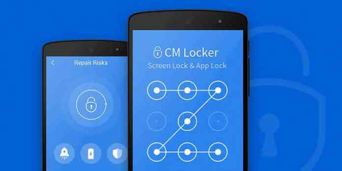 - CM Locker Lock Screen - (30+) Best Free Lock Screen Apps For Android (Amazing) 2018