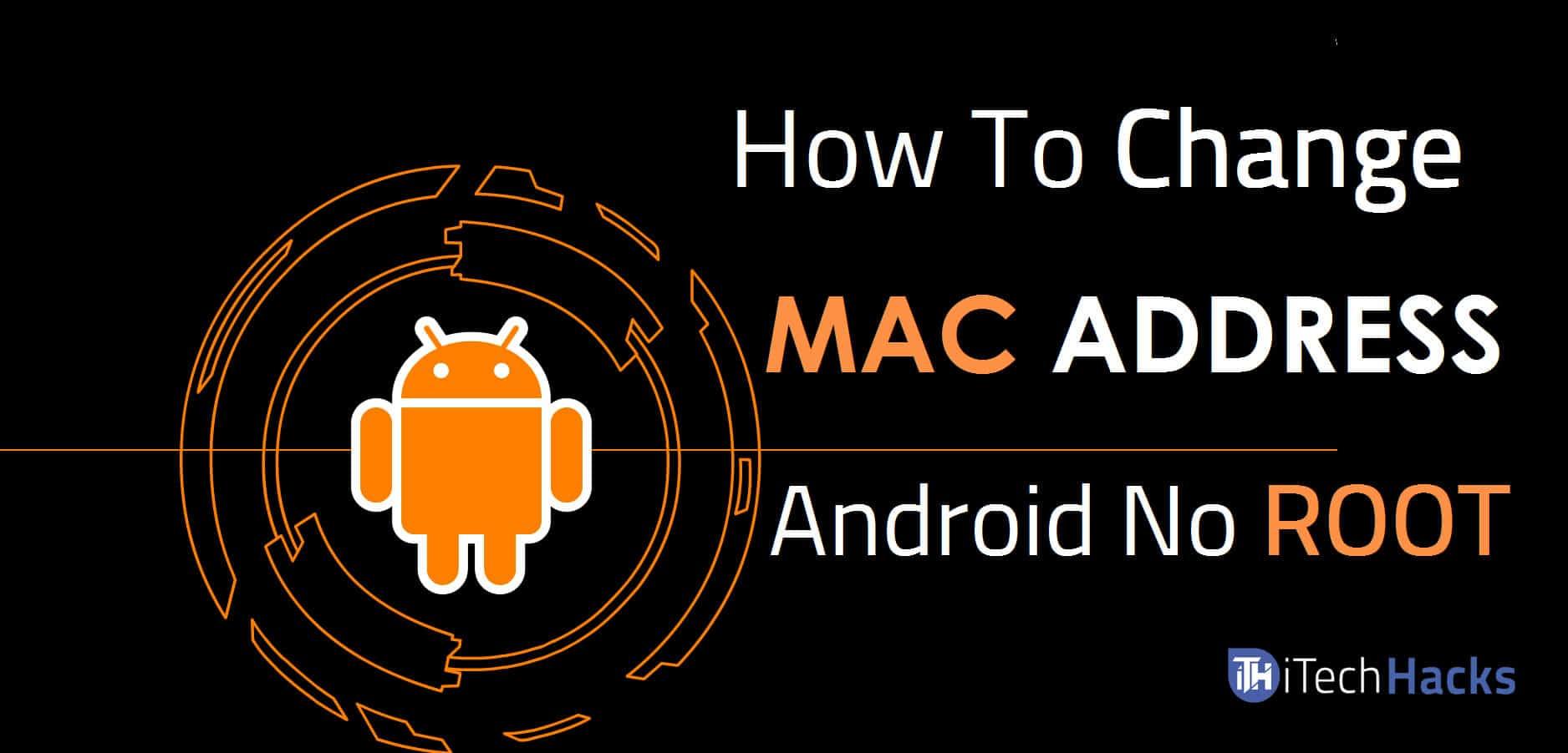 App Information Wifi Mac Changer