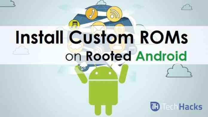 How to install rom on android