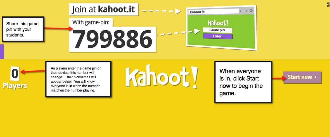 How To Hack Kahoot! | Create Kahoot, Cheats, Get Kahoot PINs 2017