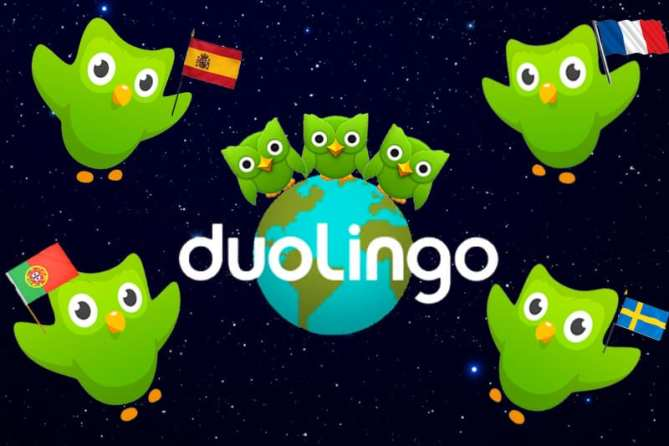 - duolingo Learn Multiple Languages - 10+ Best Free Language Learning Apps For Android (2018)