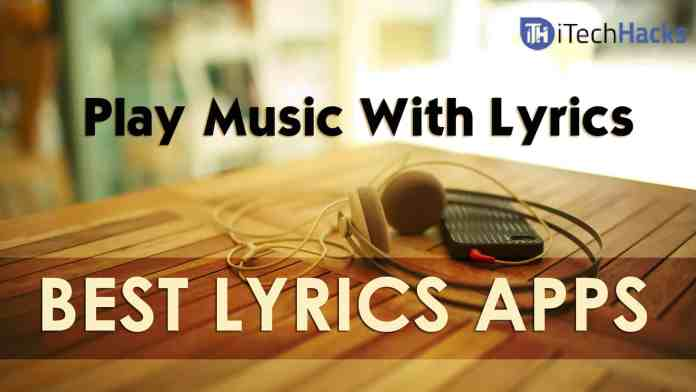 How To Play Songs With Lyrics In Android (No-Root)  - Best lyrics apps - #5 Apps To Play Music With Lyrics