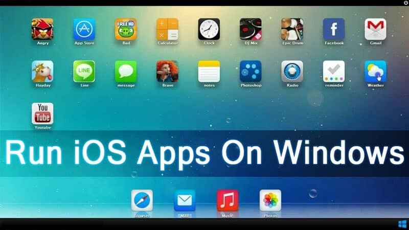 7 Emulators] How To Run Android and iPhone iOS Apps On PC