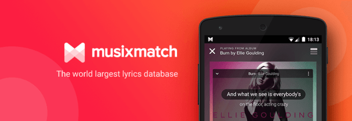 musixmatch  - musixmatch - #5 Apps To Play Music With Lyrics