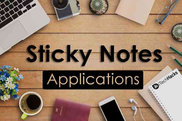 Sticky Notes for Windows 8, Windows 10 (Free)  - Sticky Notes windows 1 - Best Sticky Notes for Windows 8, Windows 10 (Free) 2019