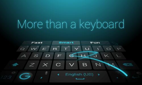 ginger keyboard android ile ilgili görsel sonucu