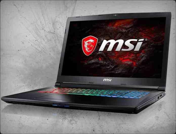MSI GP72VRX Leopard Pro  - highcompress MSI GP72VRX Leopard Pro best gaming alptop - Top 10 Best Gaming Laptops 2019 (Best Buy