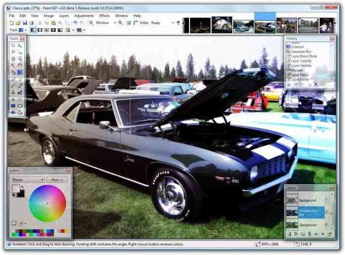 Alterntiaves to Photoshop  - highcompress Paint - [Free] 7 Best Alternatives to Photoshop Of 2018