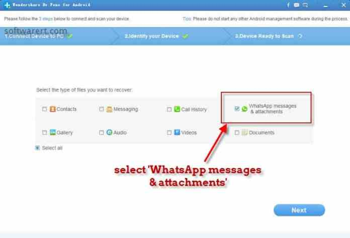 - Reover WhatsApp Messages - How To Recover Deleted WhatsApp Chats/Messages?