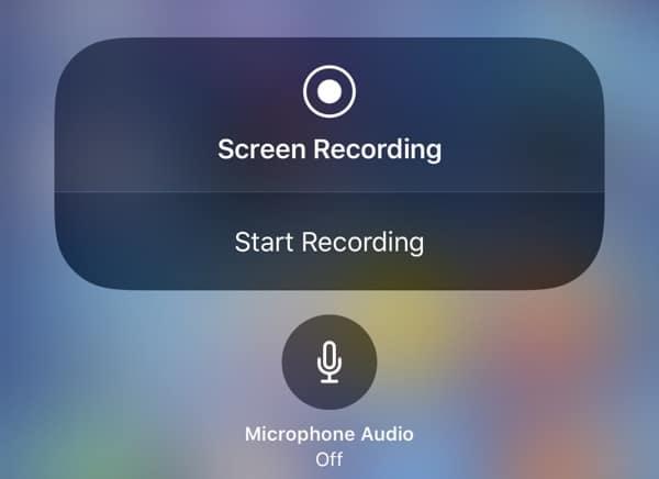Screen Recording Star itechhacks