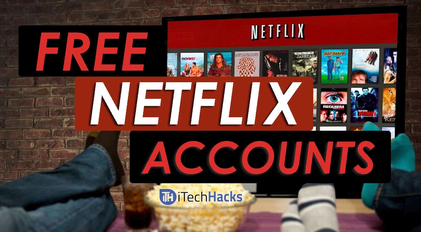 netflix premium account hack 2018
