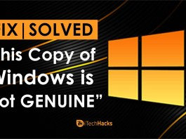 """How To Fix """"This Copy of Windows is not Genuine"""" in 2017?"""