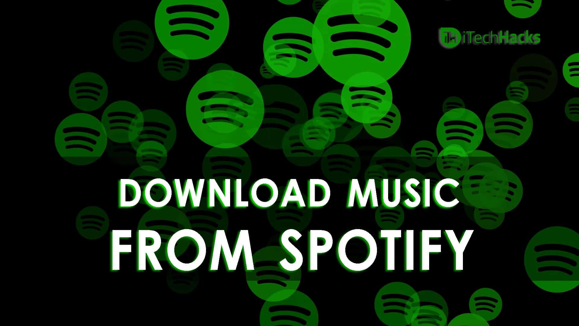 download from spotify