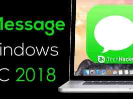How To Download and Install iMessages on PC 2018