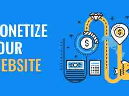 How To Monetize your Website with different Methods?