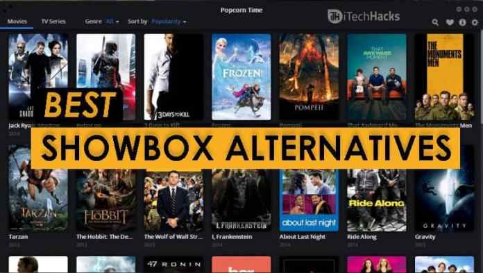 Top 5 Best Alternatives to Showbox 2018  - showbox alternatives 2018 - Free Movie Apps – Download Movies on your Android & iOS (2019)