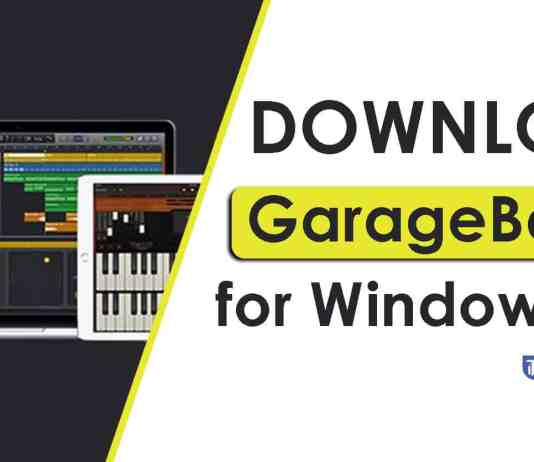 Download GarageBand for Windows PC in 2018