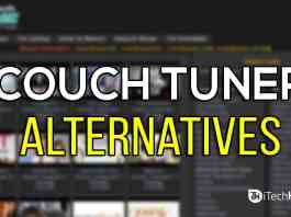 Top 5 Sites like Couch Tuner: Alternatives To Couch Tuner