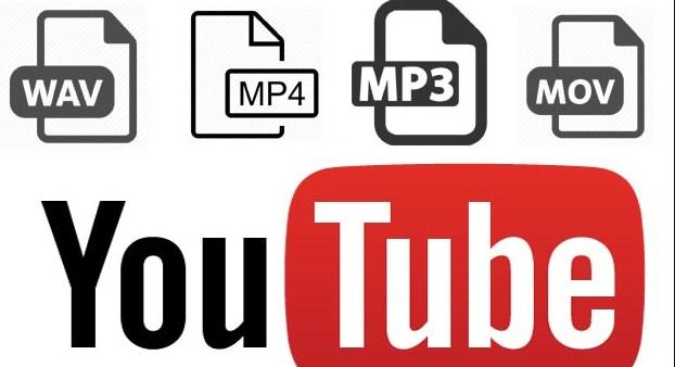 Convert YouTube to WAV, MP4, AVI Online 2018