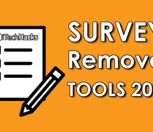 Best Survey Remover Tools/Software's/Extensions 2018 itechhacks
