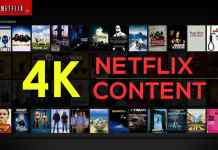 Top Best 4K Stuff in Netflix? List of all 4K Content 2018