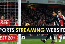 Top 20 Best Free Live Sports Streaming Websites of 2018