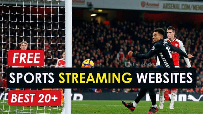 Top free streaming websites sports