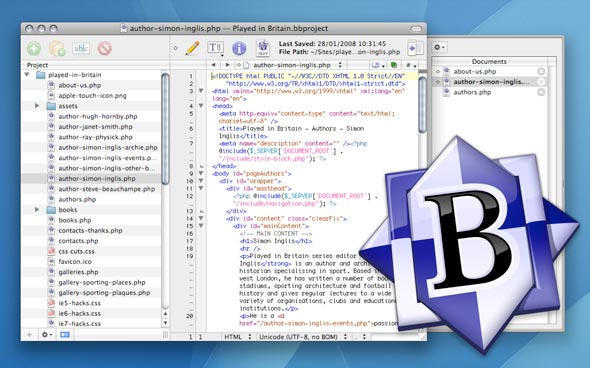 Best Text Editors For Mac OS 2018