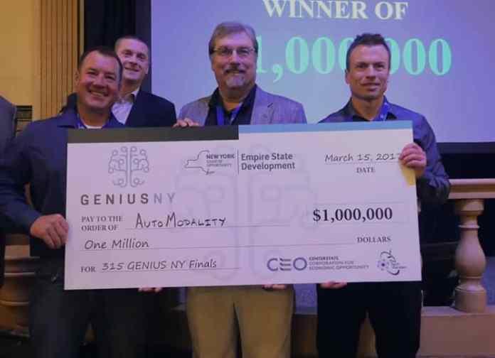 Genius NY  - Genius NY 1 - GENIUS NY, The go to program for Start-Up ideas!