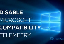 How To Disable Microsoft Compatibility Telemetry Windows 7/8/10