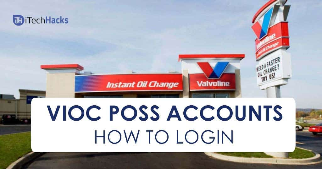 How To Login To Your Vioc Pos Account Working Guide