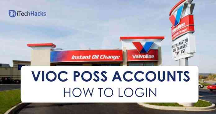 How to Login to Your VIOC POS Account? (Working)  - VIOC POS Accounts 2019 - How to Login to Your VIOC POS Account? (Working)