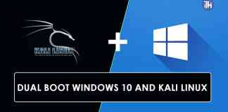 How Dual Boot Windows 10 and Kali Linux - Complete Guide