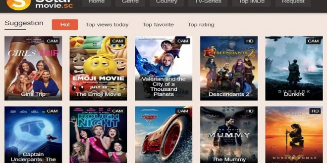 SOLAR MOVIES  - Solar Movies 2019 - 10 Best Alternatives for Movies Streaming (2019)