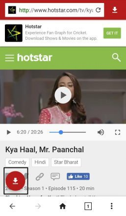 How to Download Web Series/Videos/Movies from Hotstar for Free  - download videoder - How to Download Web Series/Videos/Movies from Hotstar 2019?