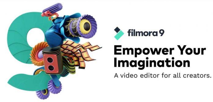 Wondershare Filmora9 - One of the best video editor of 2019