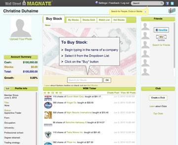 Wall Street Magnate: Best Stock Market Simulator 2019