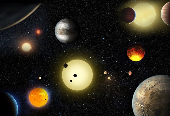 NASA Space New Telescope Could Find 1,000 Planets in the Galaxy