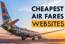 Best Sites to Get Cheapest Air Flight Prices in 2019