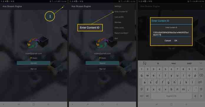 How To Use AceStream on Android device