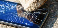 S5 Broken Screen