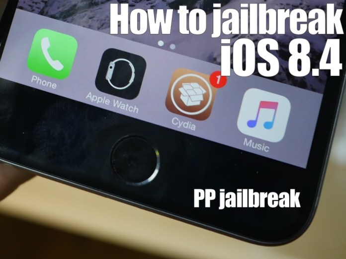 Jailbreak for iOS 8.4