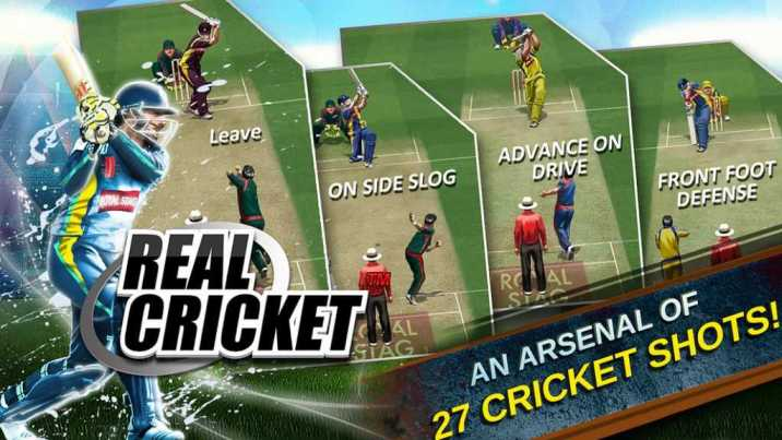 Download Real Cricket 14 APK