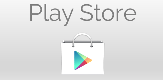 Change your country in Google Play Store