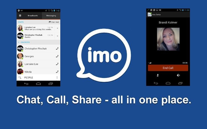 Download iMO for PC Windows and Mac -